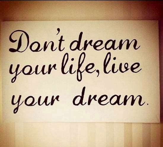 26 dream quotes