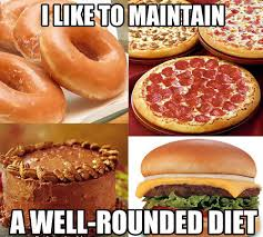 Top 20 diet meme