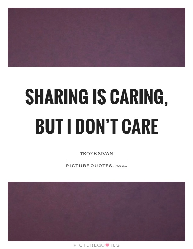 Top 22 sharing quotes