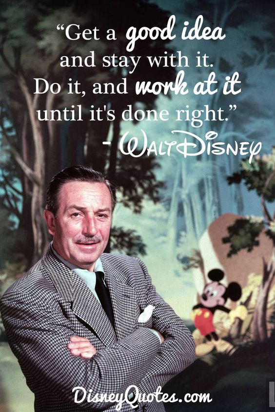 25 Inspirational Disney Quotes