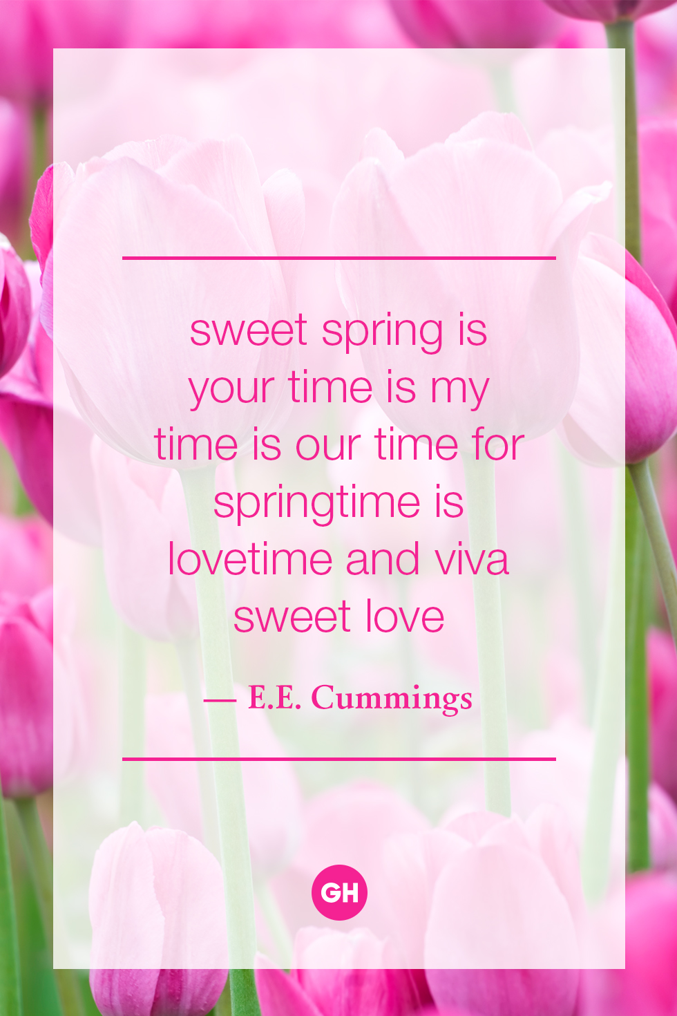 Love Spell Quotes 26 Spring Quotes  Life Quotes & Humor
