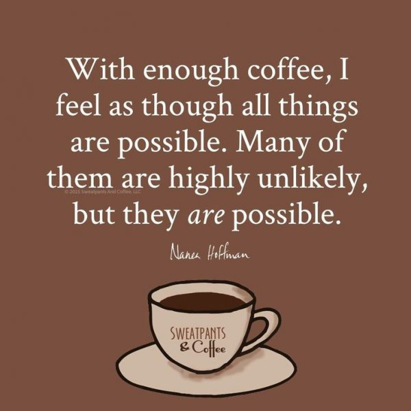 Top 23 Funny Coffee Quotes