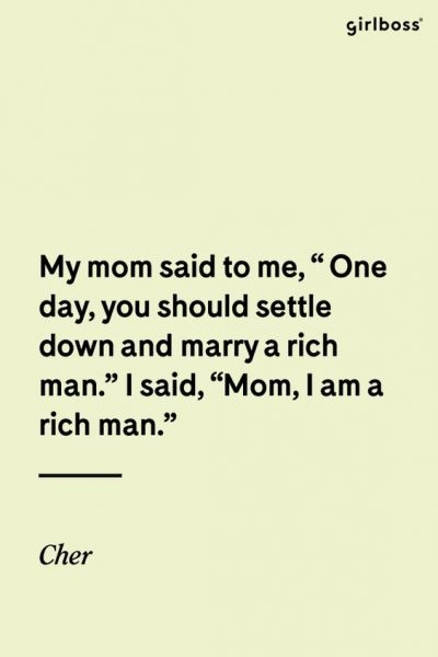 Top 21 Being Rich Quotes