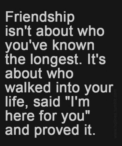 Life Quotes about Friends