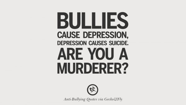 anti bullying quotes