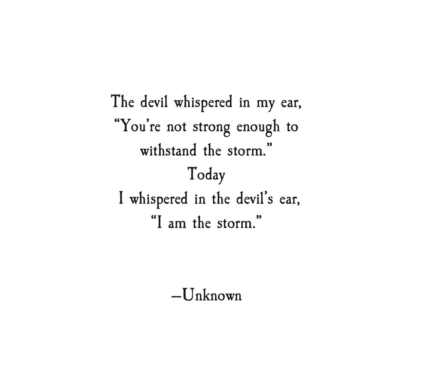 Best 20 #i #am the #storm #quote