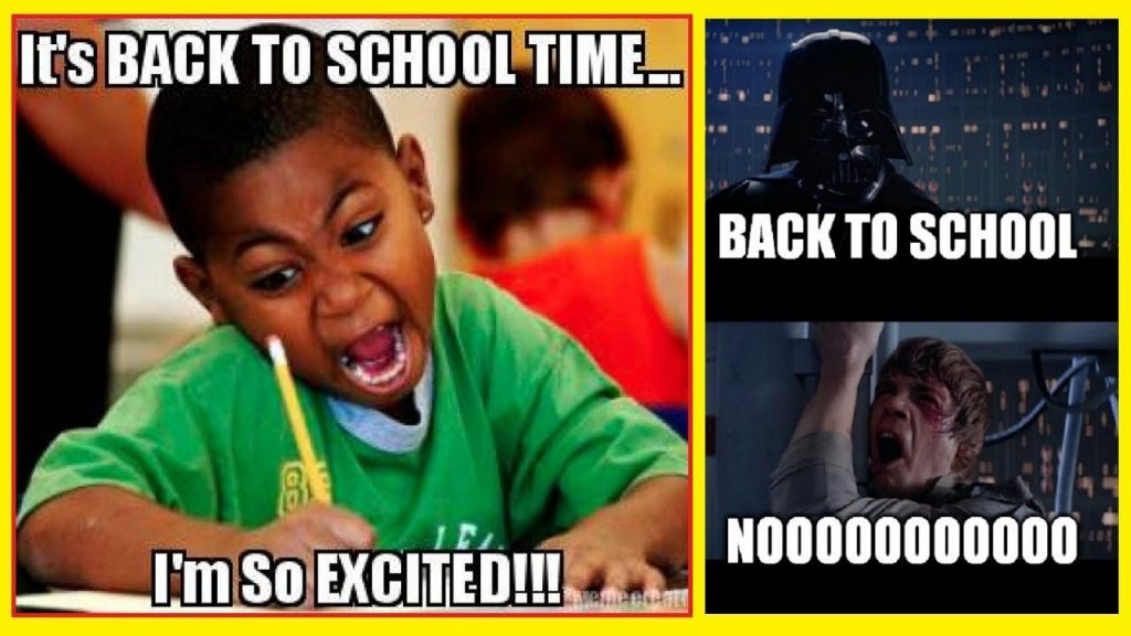 Top 18 #back #to #school #memes