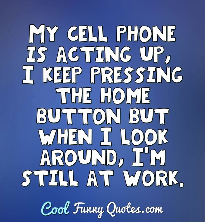 Top 20 Funny Quotes About Work