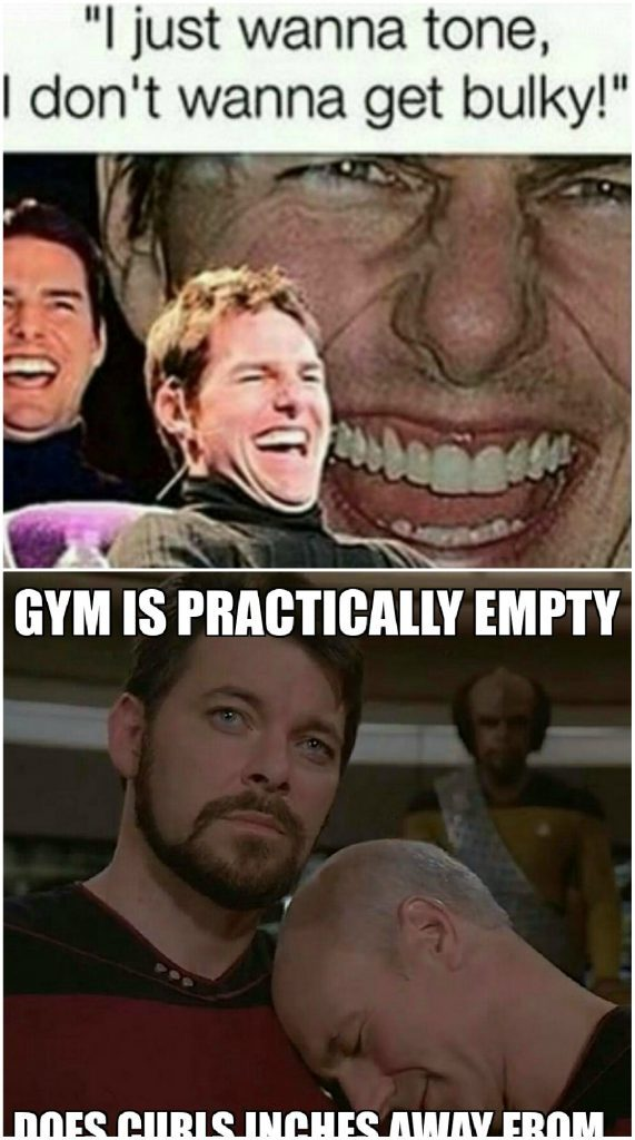 Top 20 Gym Memes Trainer