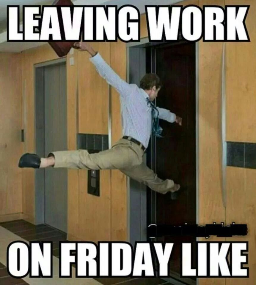 Top 20 Leaving Work Memes