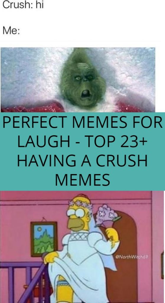 TOP 23+ HAVING A CRUSH MEMES