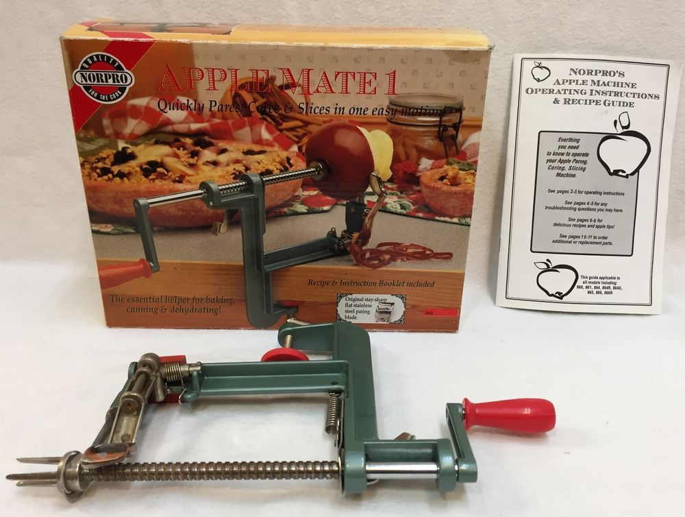 Norpro Apple Peeler Parts