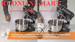 Ambiano Stand Mixer Review
