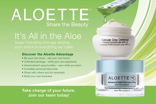 Aloette Cosmetics Reviews